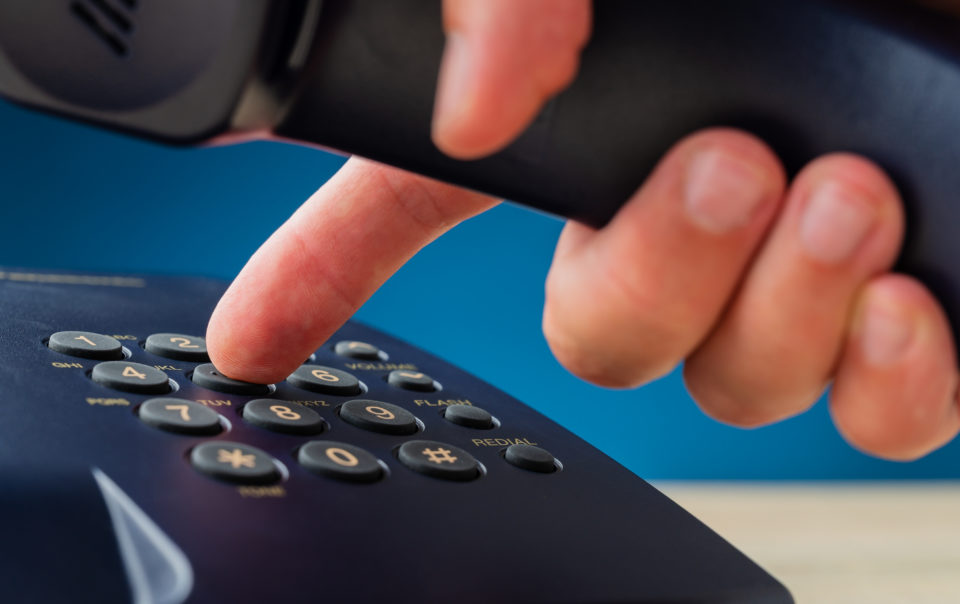 what is voip phone number
