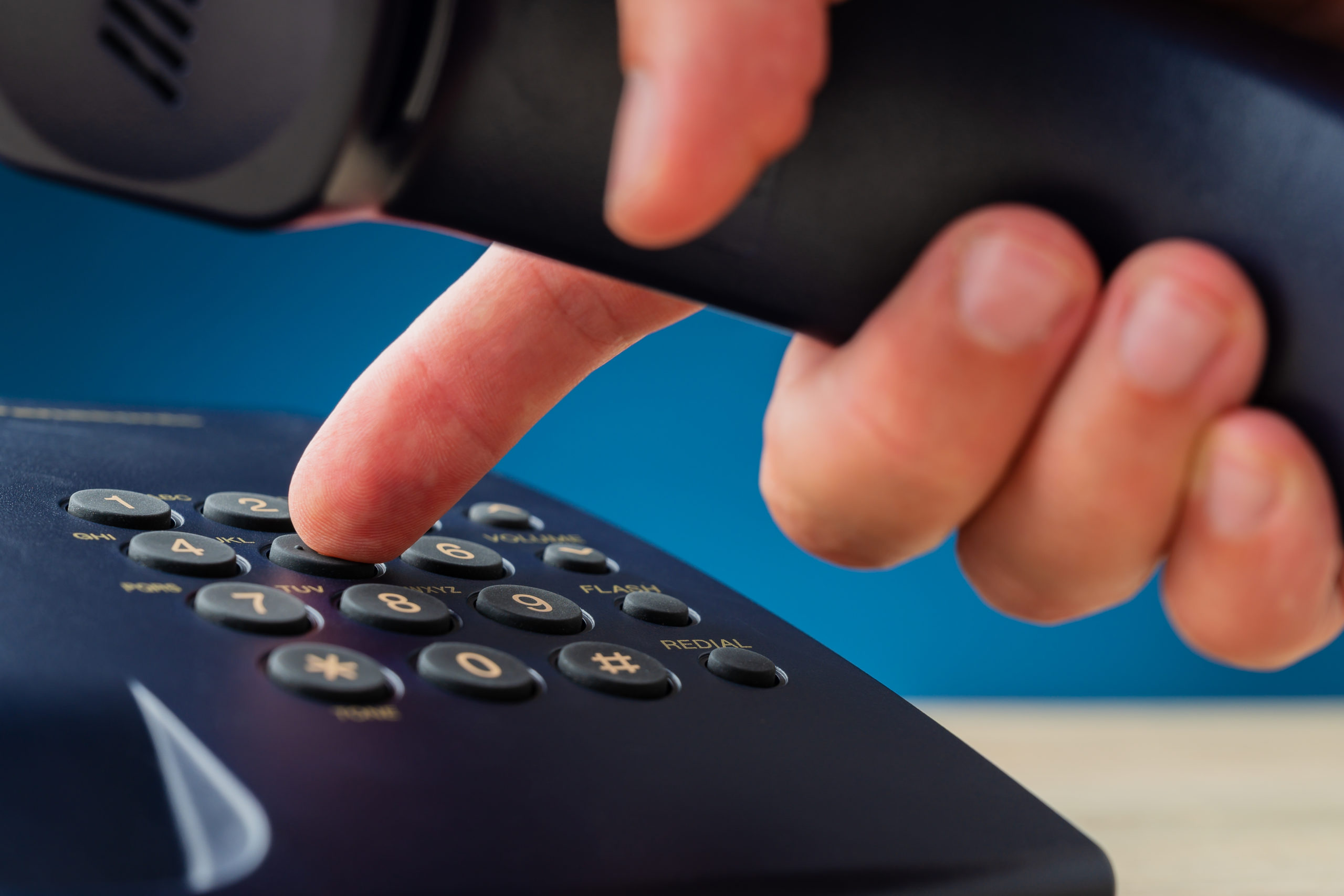 what is a voip phone number