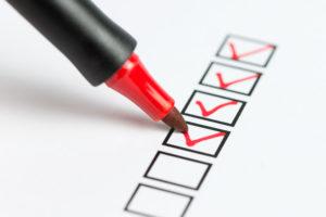 Voip checklist