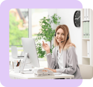 Use call forwarding in our hosted PBX
