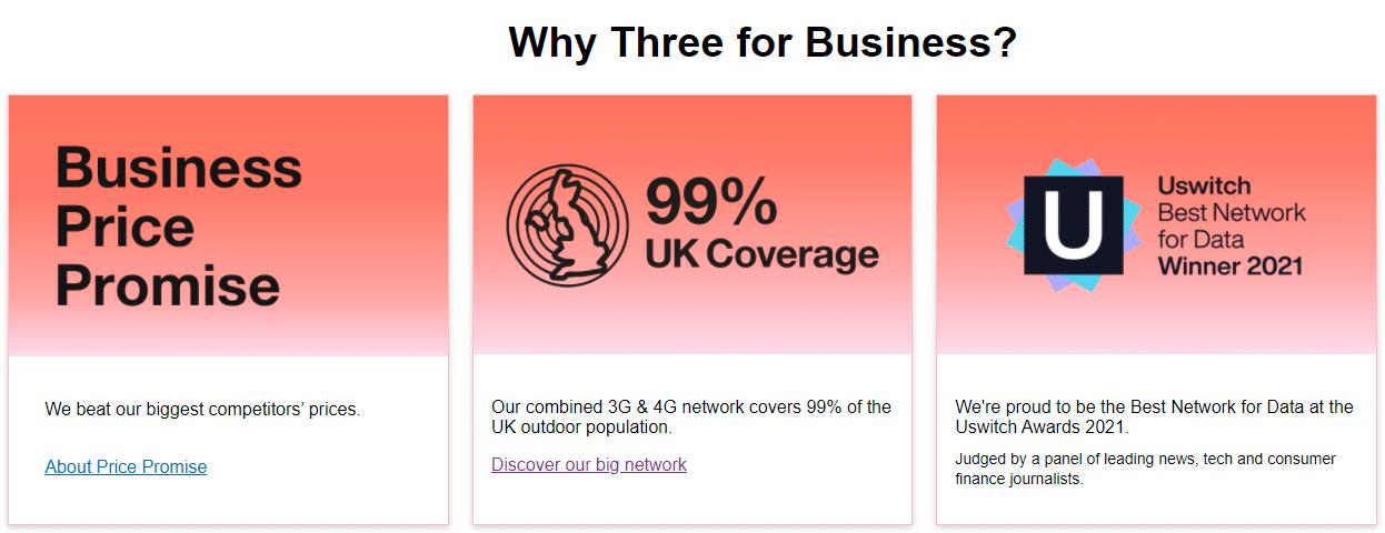 Making Free International Calls with Three