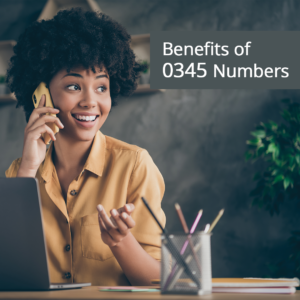 Is 0345 numbers free?