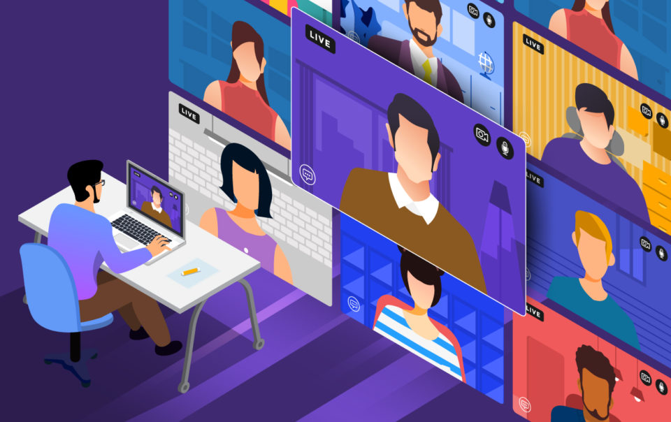 advantages and disadvantages of virtual meetings