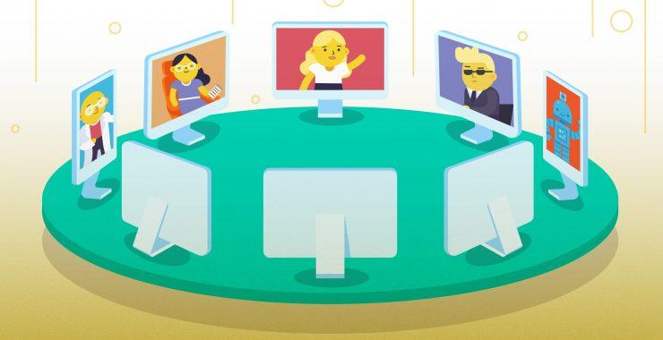 advantages of virtual meeting