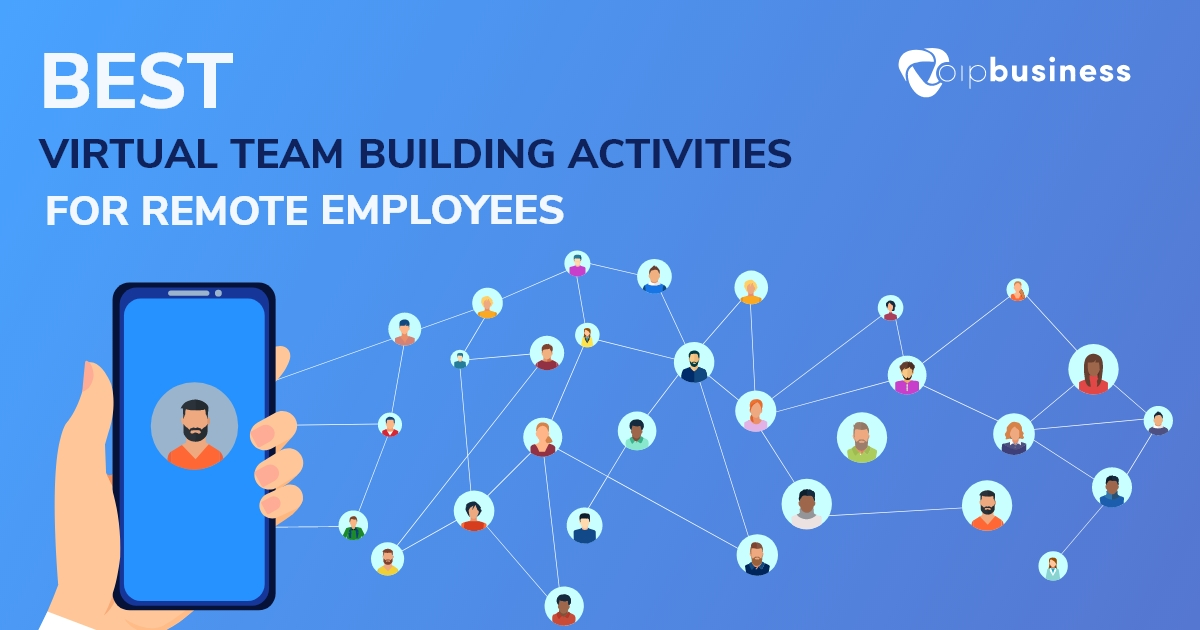 Best Virtual Team Building Activities for Remote Employees